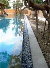 Bali Green Stone Pool Coping