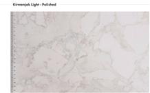 Kirmenjak Light - Polished Limestone Tiles, Slabs