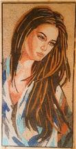 Artistic Mosaic Portrait Products, Mosaic Replica