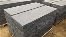 Vietnam Black Basalt Block Steps