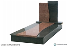 Vanga Red Granite-Impala Adriatic Granite Monument