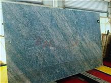 Blue Iceberg Marble Laminated with Glass