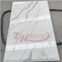 Calacatta White Engineered Stone Countertop
