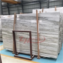 Charactor New Calacatta Green Marble Slabs