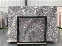 Chinese Saint Laurent Grey Marble Slab