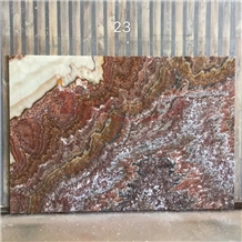 Dragon Red Onyx Composite&Cheap Honeycomb