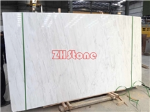 Mystery White Marble Slabs for Interior Decoration