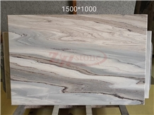 Palissandro Light Marble Retangle Tabletops