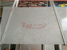 Pure Royal White Onyx Slabs Building Materials