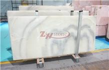 White Onyx Aluminum Honeycomb Luxury Stone