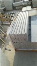 G603 Granite Stairs, Stair Steps, Stair Risers