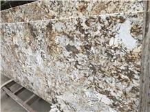 Antique Persa Gold Granite Slabs