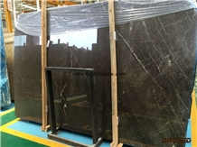 Chinese Brown Armani Marble Slabs & Tiles