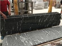 Ganges Black,Via Lactea Granite Black Granite