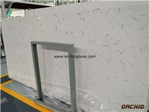 Staturio Bianca Quartz Stone Slab,Engineered Stone