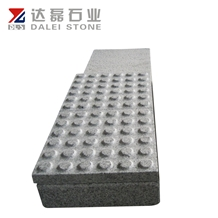 Grey Granite Dots Blind Stone Paving Pavers