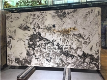 Luxury Brazil Granite Classic Lucky White Slabs