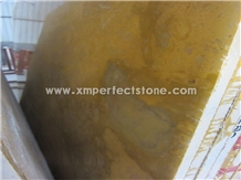 China Giallo Siena Marble Home Decor Flooring