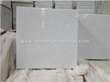 Chinese Crystal White Marble Tile (Own Factory)