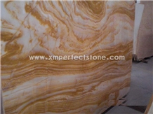 Lucky Egg Marble Slabs Yellow Stone/Beige Marble