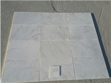 Turkish Carrara White Marble Slabs Tiles for Wall
