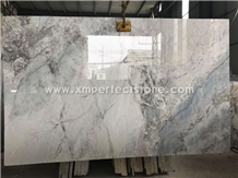 Victoria Blue Grey Marble Slab Chinese Blue Marble
