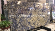 Sodlight Blue Granite Slabs Ascas Blue