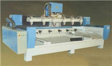 4 Axis Stone Cnc Router