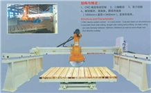 Automatic Bridge Type Edge Cutting Machine