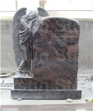 Aurora Brown Angel Monuments/Headstone/Tombstone