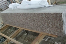 China Own Quarry G664 Granite Step/Riser/Stair