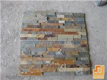 China Rusty Slate Wall Cladding Tiles