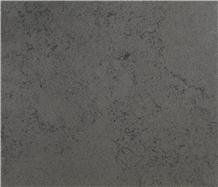Grey Artificial Quartz Stone Slabs for Countertop