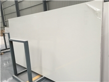 Pure White Quartz Slabs/ White Quartz Stone