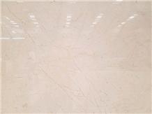 Alba Beige Marble Slabs, Crema Alba