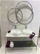 White Onyx Sinks, White Onyx Wash Basin,Stone Sink