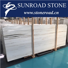 Royal Jasper Marble White Marble with Beige Vein