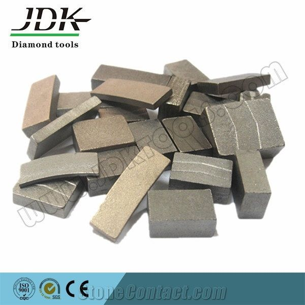 Fast Cutting Diamond Segment For Natural Stone From China