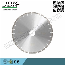 Jdk Diamond Saw Blade for Granite Edge Cutting
