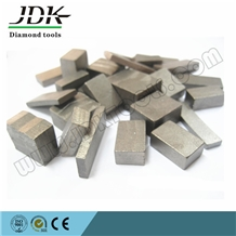 Jdk Diamond Segment for Granite Sandstone Cutting