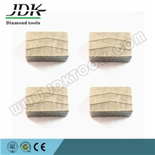 Jdk Diamond Segment for Multi Saw Blade