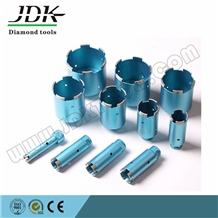 Laser Welding Diamond Core Drill Bits for Granite
