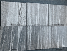 China Honed Nero Santiago Granite,G302 Slab&Tiles