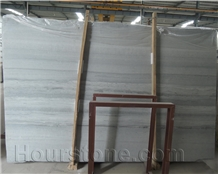 Chinese Blue Wood Vein Marble Tile&Slab Floor,Wall