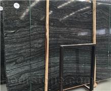 Zebra Black Wood Marble Tile&Slab,Hotel,Lobby