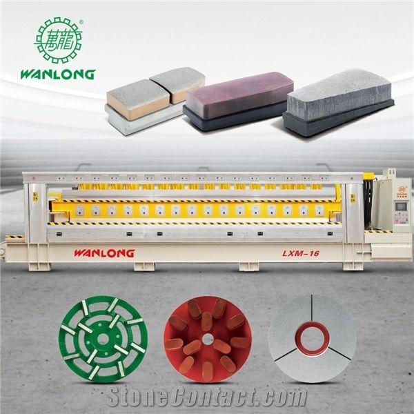 Concrete Granite Floor Marble Polishing Machine From China