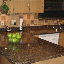 Autumn Brown Granite Kitchen Worktop