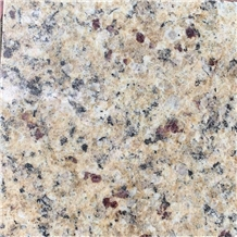 Brazil Royal Gold Granite Floor Tiles