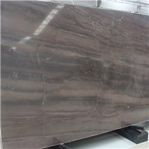 Elegant Brown Marble Wall Tiles and Slab