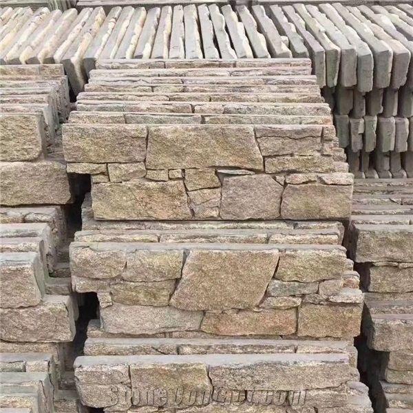 Natural Stone Wall Cladding Ledge